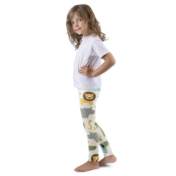 African Animals – Kid's leggings
