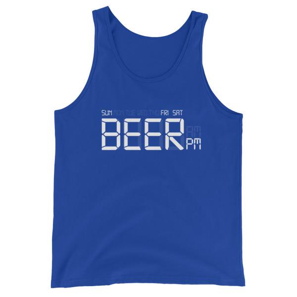 Beer o Clock – Unisex Tank Top