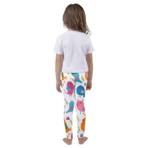 Birds Light – Kid's leggings