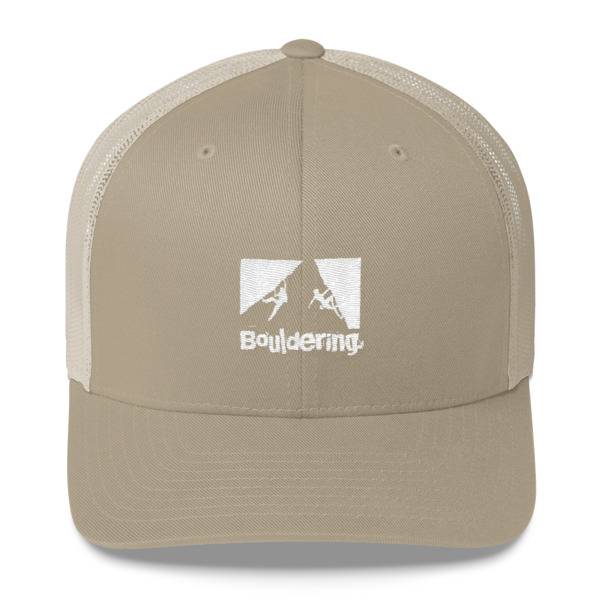 Bouldering – Trucker Cap