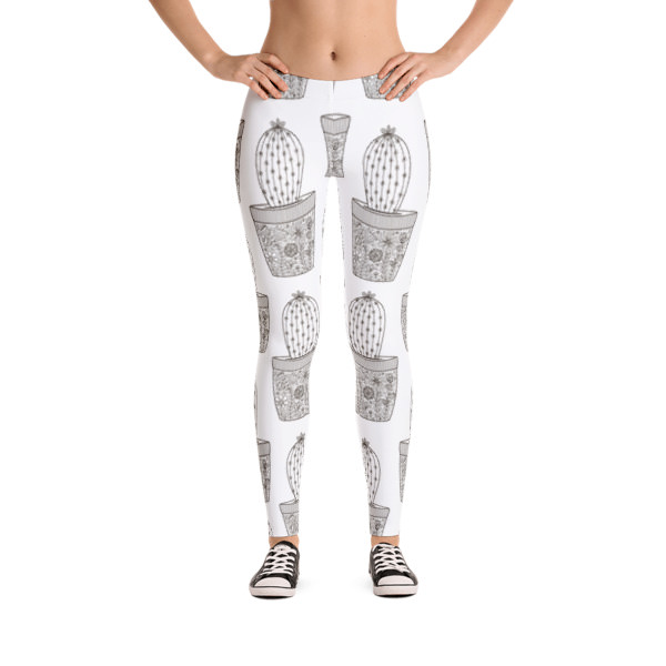 Cactuses – Leggings