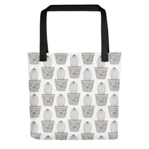 Cactuses – Tote bag