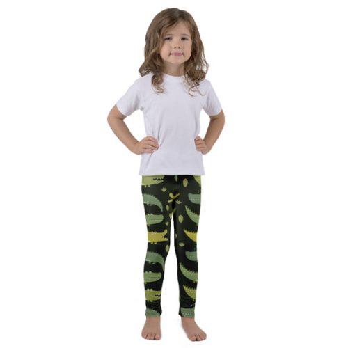 Crocodiles – Kid's leggings