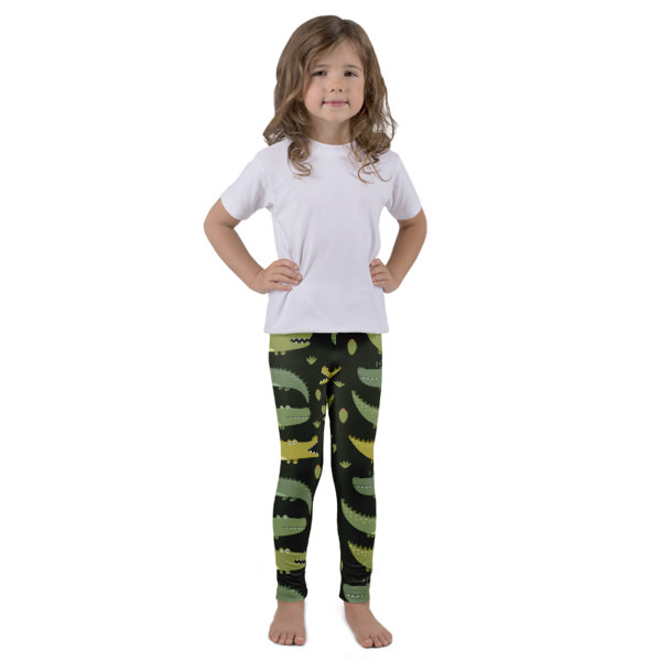 Crocodiles – Kid's leggings