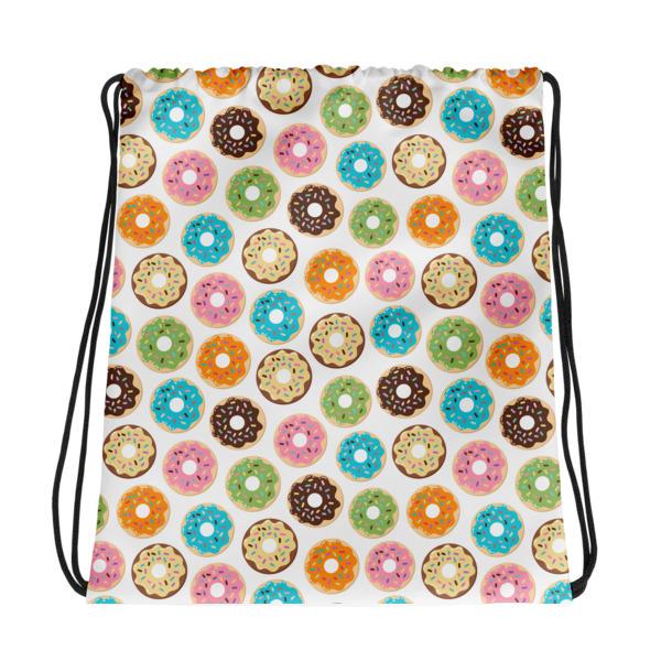 Doughnuts – Drawstring bag