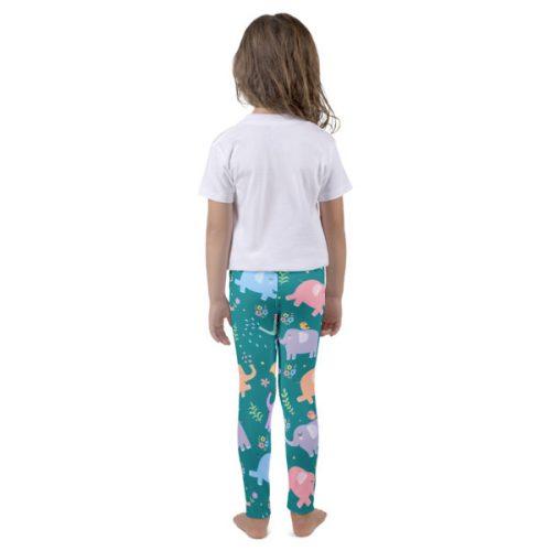 Elephants – Kid's leggings