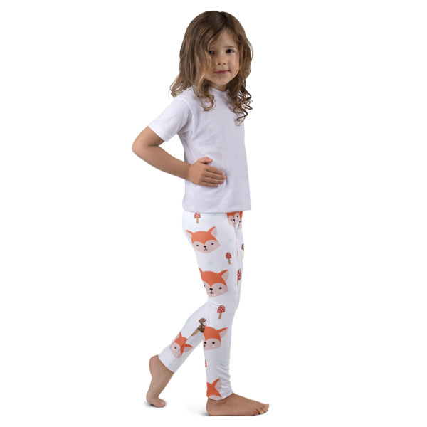 Fox Head – Kid's leggings