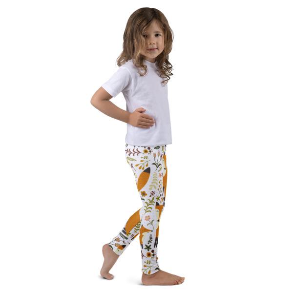 Foxes 2 – Kid's leggings