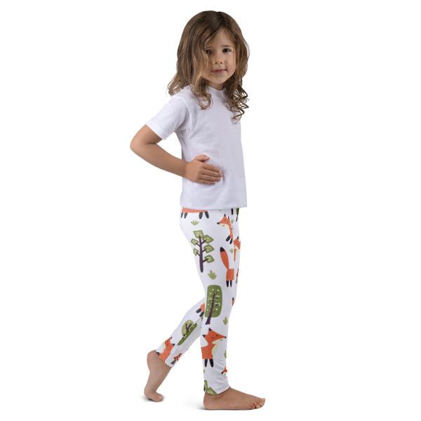 Foxes – Kid's leggings