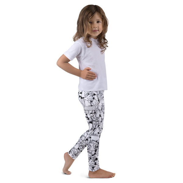 Foxies – Kid's leggings