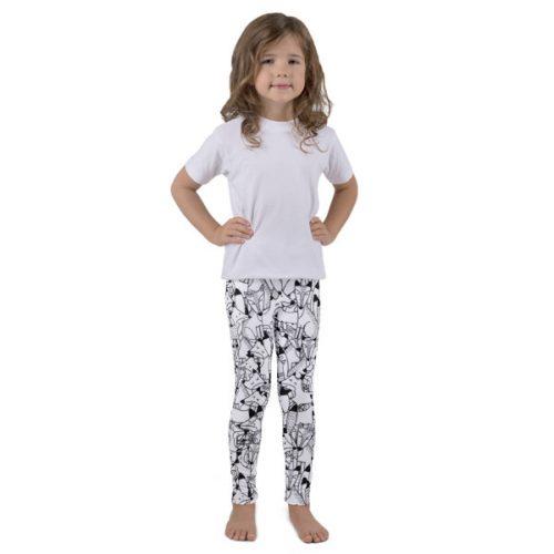 Foxies – Kid's leggings