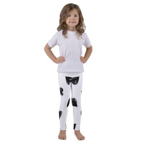 Hearts – Kid's leggings