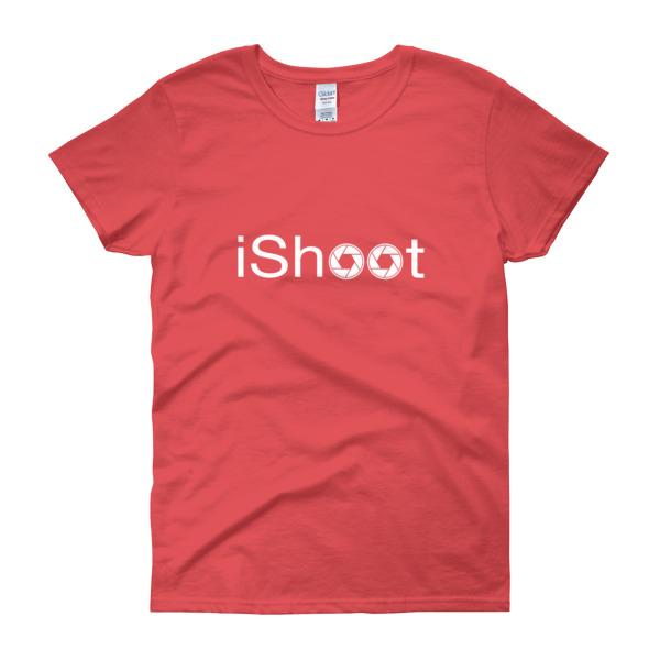 iShoot – Women's Tee