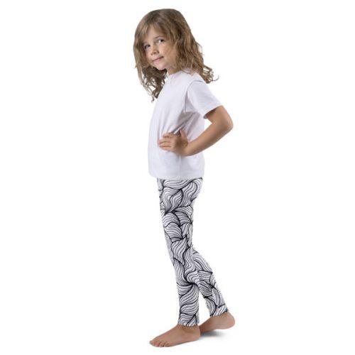 Leaves – Kid's leggings