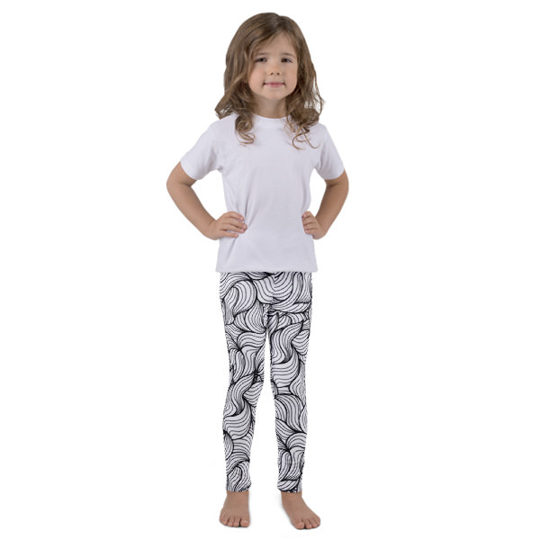 Leaves – Kid's leggings