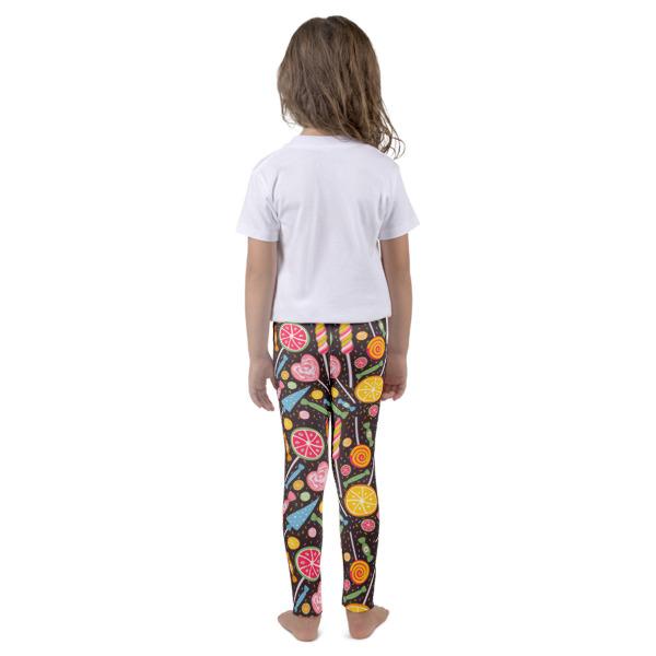Lollipops Dark – Kid's leggings
