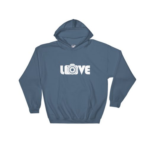 Love Camera – Photography – Hoodie