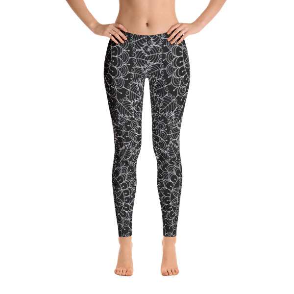 Mandala Dark 2 – Leggings