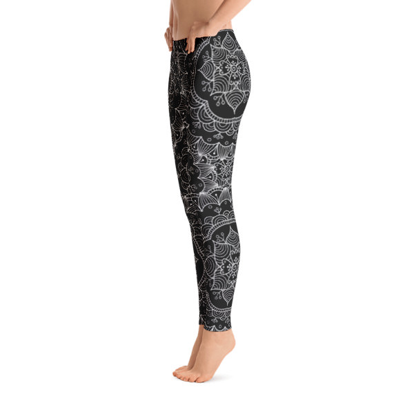 Mandala Dark 3 – Leggings
