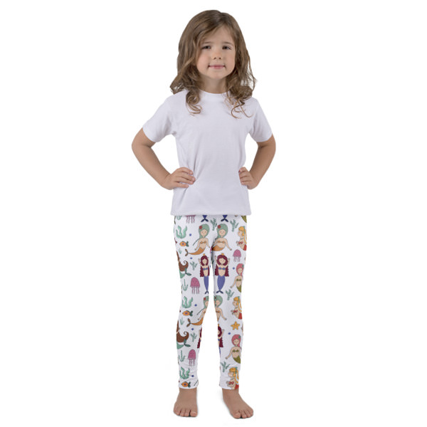 Mermaids – Kid's leggings