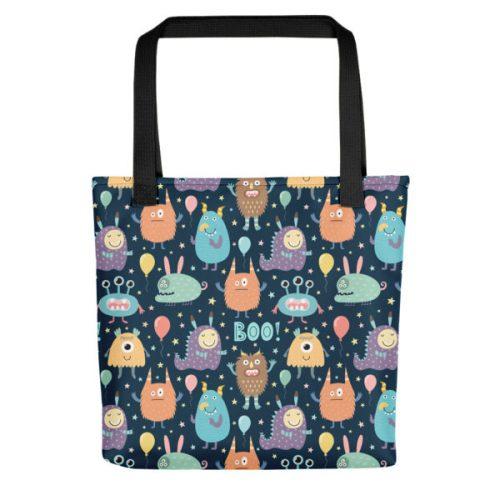 Monsters – Tote bag