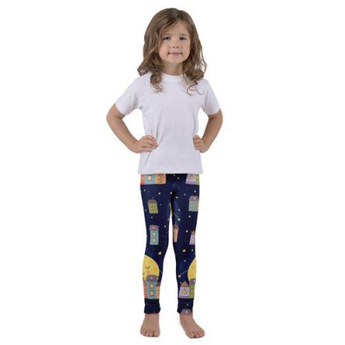 Moon Village – Kid's leggings