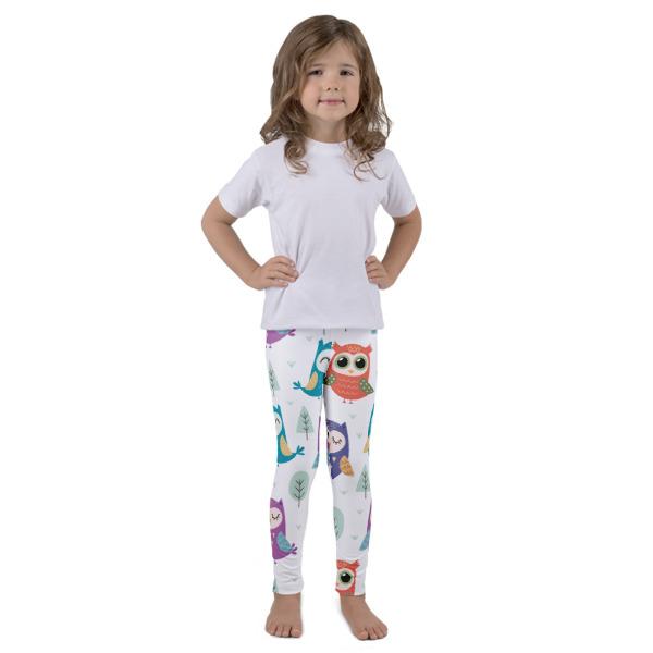 Owls – Kid's leggings