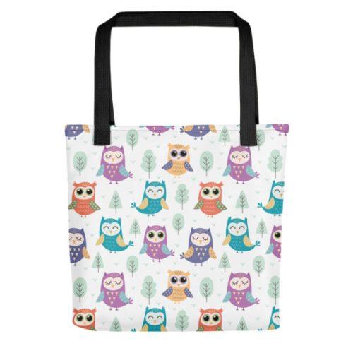 Owls – Tote bag