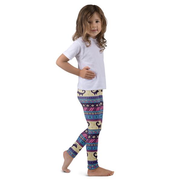 Pattern – Kid's leggings