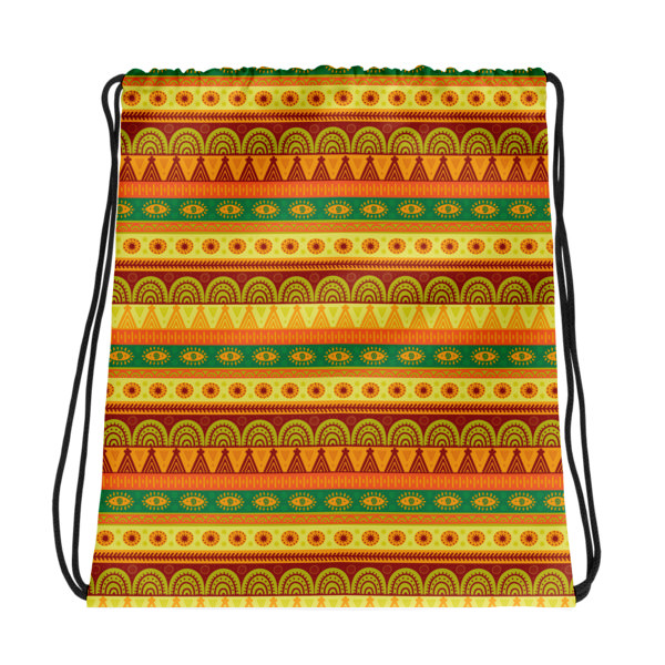 Pattern Summer – Drawstring bag