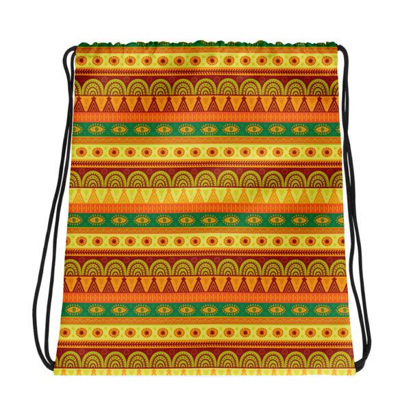 Pattern Summer – Drawstring bag