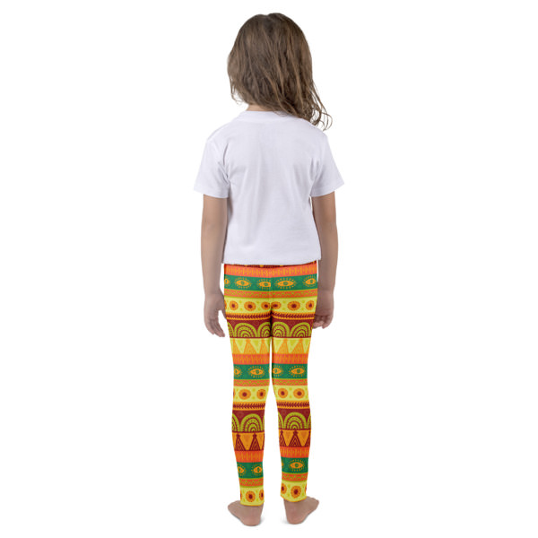 Pattern Summer – Kid's leggings