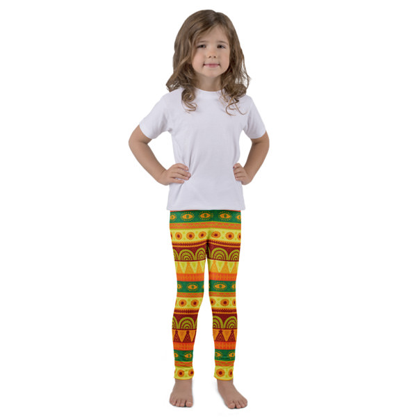 Pattern Summer – Kid's leggings