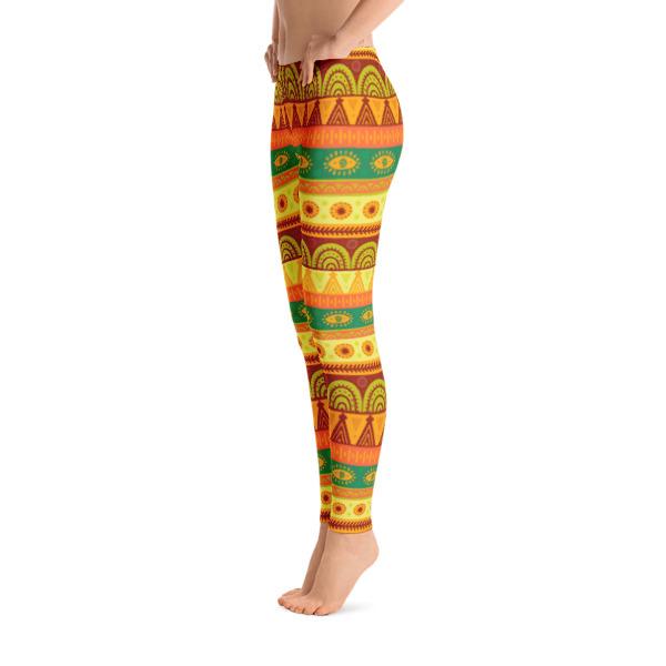 Pattern Summer – Leggings