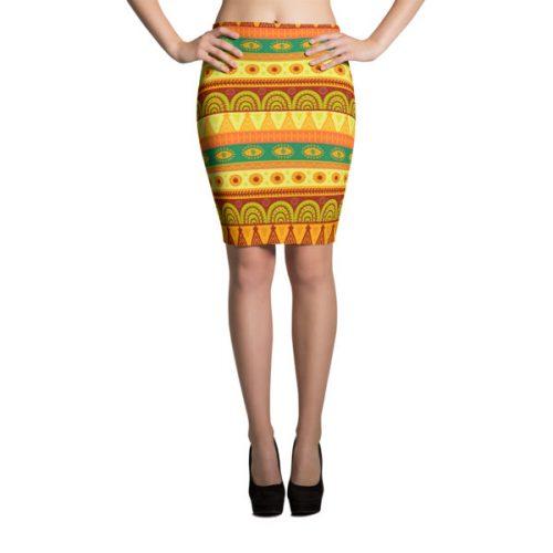 Pattern Summer – Pencil Skirt