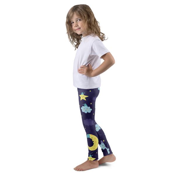 Sleepy Moon – Kid's leggings
