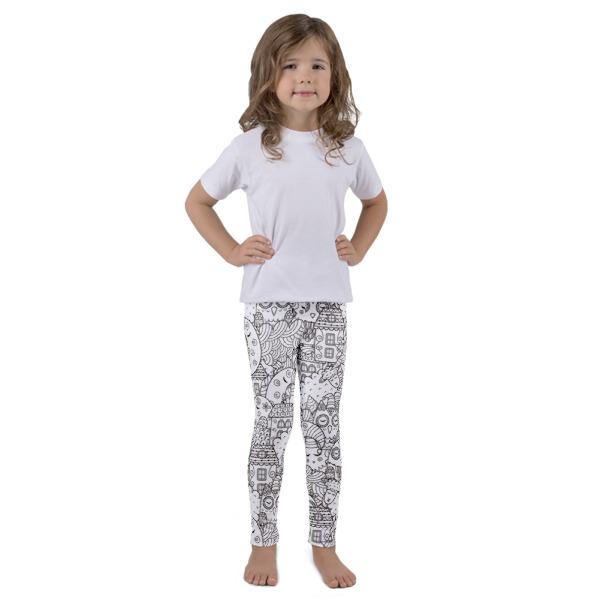 Sleepy Time – Kid's leggings