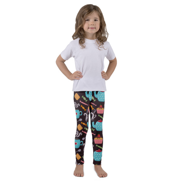 Teapots – Kid's leggings