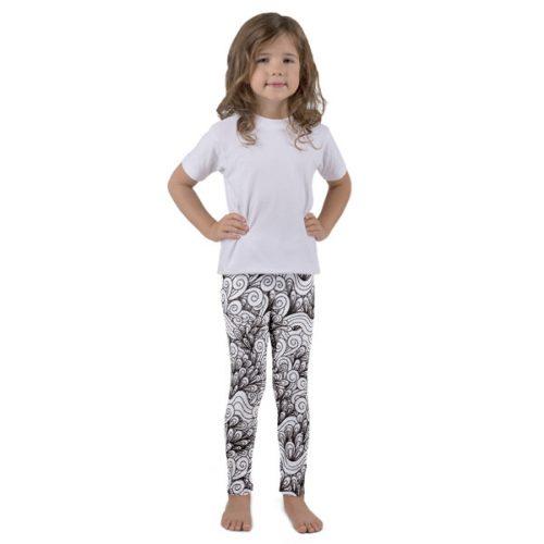 Twirls – Kid's leggings