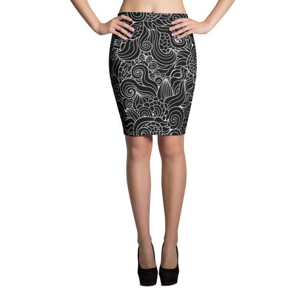 Twirls – Pencil Skirt
