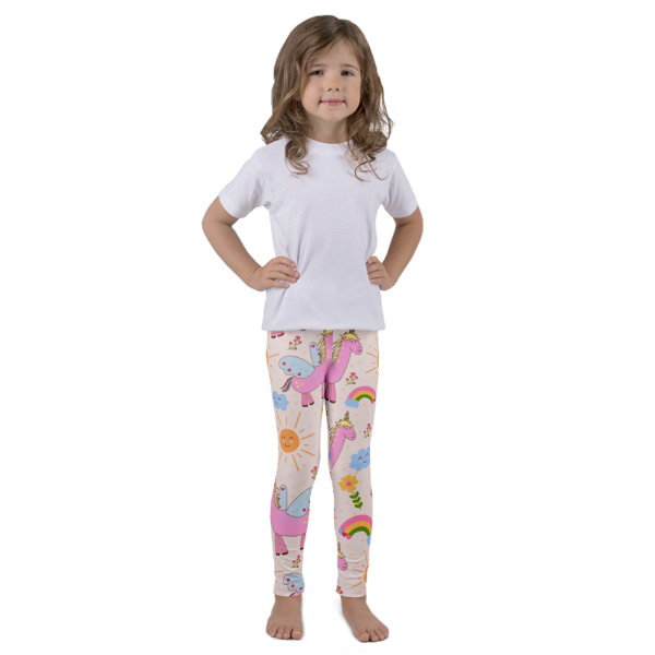 Unicorns – Kid's leggings