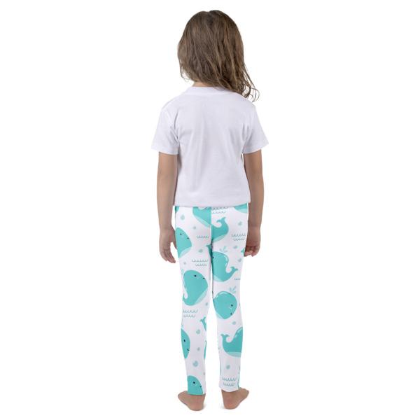 Whales – Kid's leggings