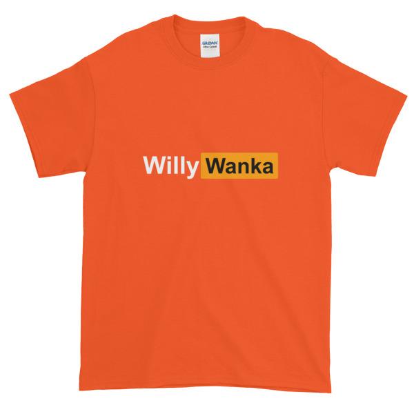 Willy Wanka – Mens Tee