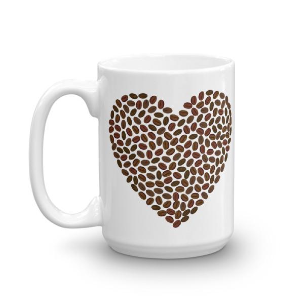 Heart Coffee – Mug