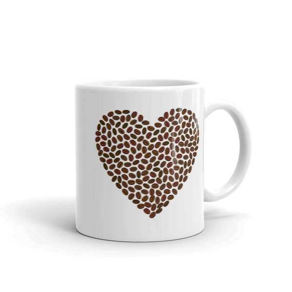 Heart Coffee – Mug