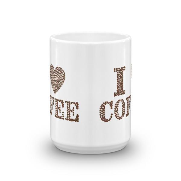 I Love Coffee – Mug