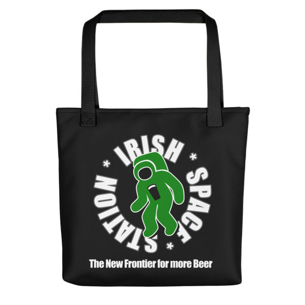 Irish Space Station – Tote bag