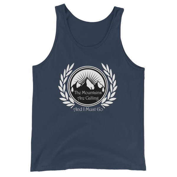 Mountains Are Calling – Unisex Tank Top