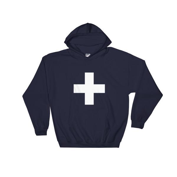 Positivity – Hooded Sweatshirt