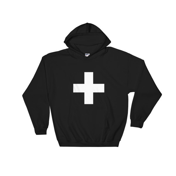 Positivity – Hooded Sweatshirt